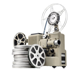 8mm and 16mm film to dvd