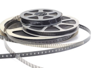 8mm and 16mm film to digital
